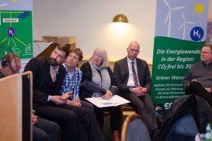 Flensburg braucht eine Wasserstofftankstelle für die Energiewen
